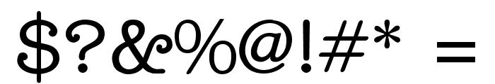 .VnMemorandumH Font OTHER CHARS