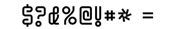 !Y2KBUG Font OTHER CHARS
