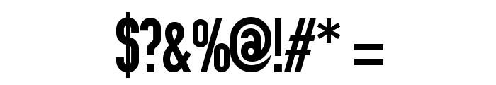 [z] Prozak Bold Font OTHER CHARS