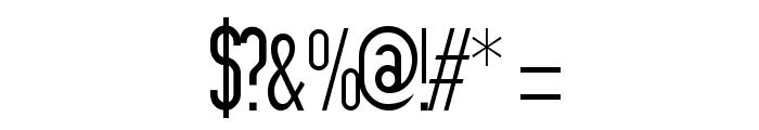 [z] Prozak Light Font OTHER CHARS