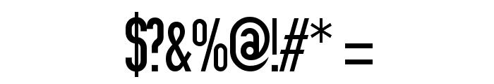 [z] Prozak Font OTHER CHARS
