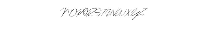 1 Font UPPERCASE