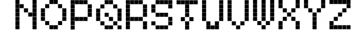 10 Fonts Christmas 2019 Blessed Bundle 6 Font UPPERCASE