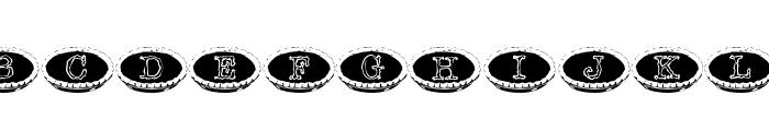 101 Punkin Pie Font LOWERCASE