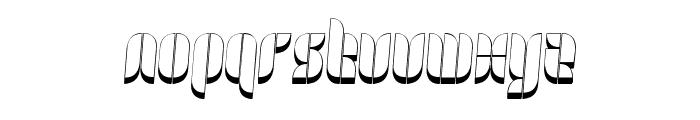 10.10 Font LOWERCASE