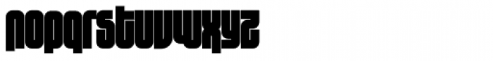 10.12 Commercial Font LOWERCASE