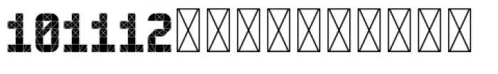112 Hours Metropolitan Font UPPERCASE