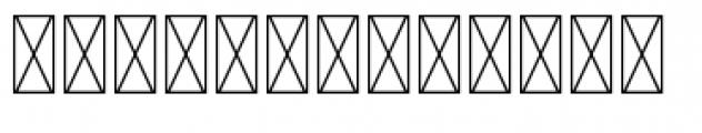 112 Hours Parker Font LOWERCASE