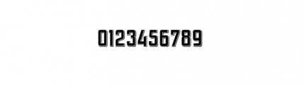 112 Hours Sudbury Font OTHER CHARS