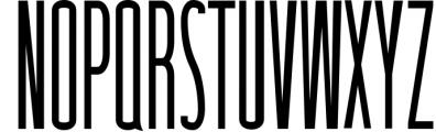 12 fonts in one bundle 17 Font UPPERCASE