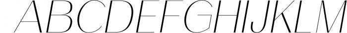 12 fonts in one bundle 24 Font UPPERCASE