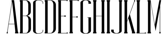12 fonts in one bundle 28 Font UPPERCASE