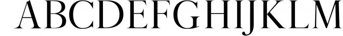 12 fonts in one bundle 2 Font UPPERCASE