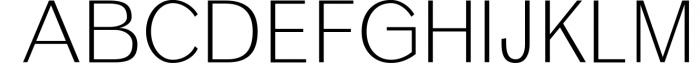 12 fonts in one bundle 9 Font UPPERCASE