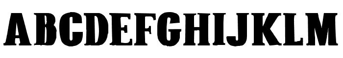 12s. 6d. net Font UPPERCASE