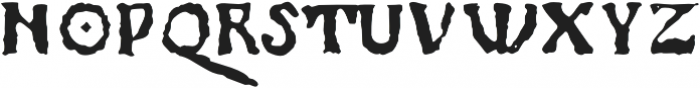 1350 Primitive Russian otf (400) Font UPPERCASE