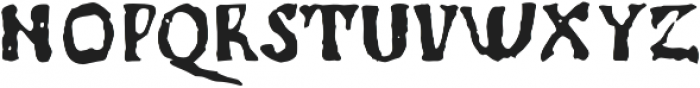 1350 Primitive Russian otf (400) Font LOWERCASE
