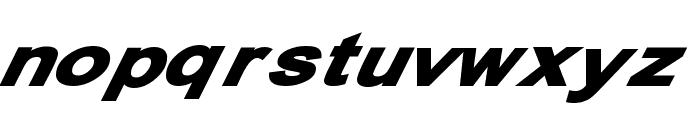 13_Misa Font LOWERCASE