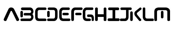 13_Roshi Font UPPERCASE