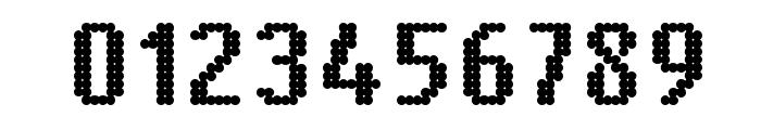 14 LED Phattt Heavy Font OTHER CHARS