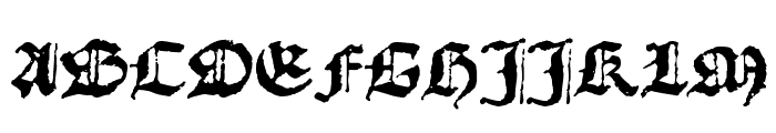 1492_Quadrata_lim Bold Font UPPERCASE