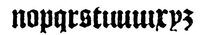 1492_Quadrata_lim Bold Font LOWERCASE