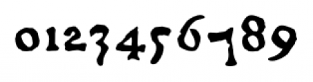 1470 Jenson Latin Bold Font OTHER CHARS