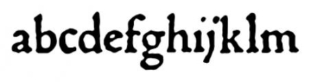 1470 Jenson Latin Bold Font LOWERCASE