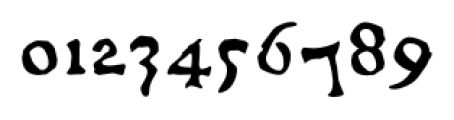 1470 Jenson Latin Normal Font OTHER CHARS