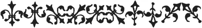 1512_Initials ttf (400) Font OTHER CHARS