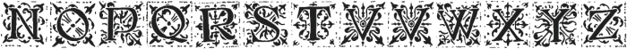 1512_Initials ttf (400) Font LOWERCASE