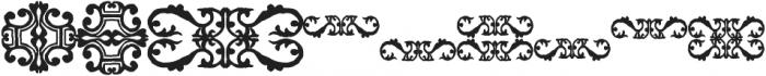 1550_Arabesques ttf (400) Font OTHER CHARS