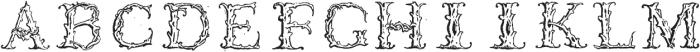 1565_Venetian ttf (400) Font UPPERCASE