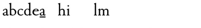 1530 Garamond Extra Font UPPERCASE