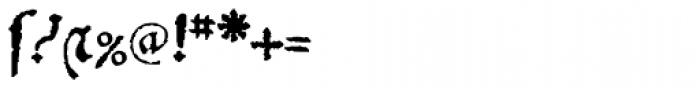 1532_Bastarde_Lyon Normal Font OTHER CHARS