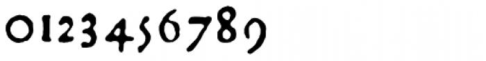 1590 Humane Warszawa Font OTHER CHARS