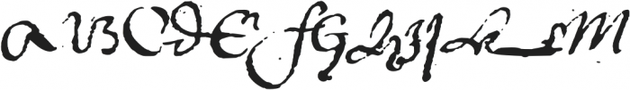 1619 Expediee otf (400) Font UPPERCASE