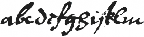 1619 Expediee otf (400) Font LOWERCASE