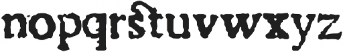 1689 Almanach otf (400) Font LOWERCASE