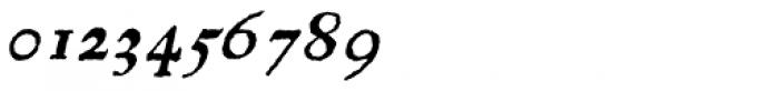 1689 GLC Garamond Pro Italic Font OTHER CHARS