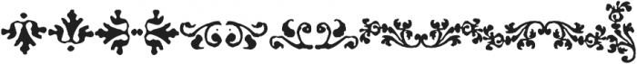 1756 Dutch Supplement otf (400) Font LOWERCASE