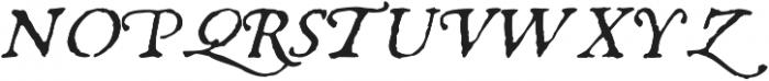 1776_Independence otf (400) Font UPPERCASE