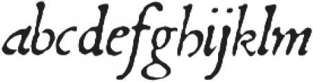 1776_Independence otf (400) Font LOWERCASE