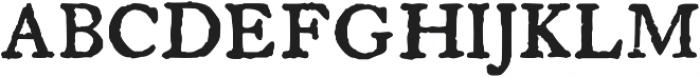 1776_Independence otf (700) Font UPPERCASE