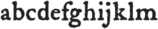 1776_Independence otf (700) Font LOWERCASE