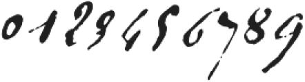 1792 La Marseillaise otf (400) Font OTHER CHARS