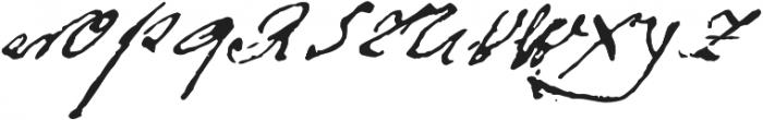 1792 La Marseillaise otf (400) Font UPPERCASE