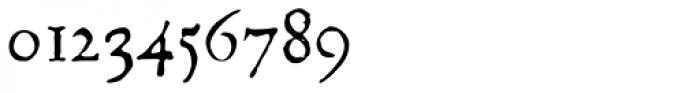 1786 GLC Fournier Italic Font OTHER CHARS