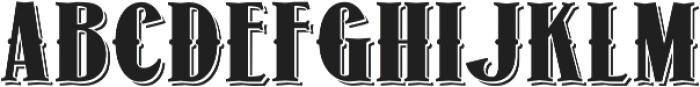 1873 Winchester ttf (400) Font LOWERCASE