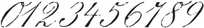 1880 Kurrentshrift Easy otf (400) Font OTHER CHARS
